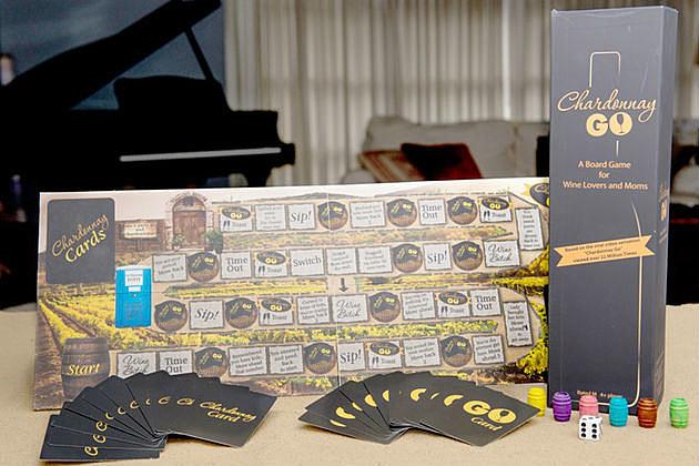 Chardonnay Go board game NJ Dena Blizzard