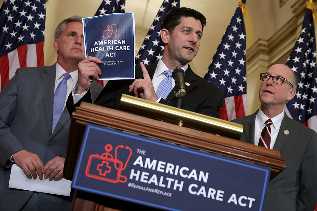 The Public Pulse: Republicans now own health care mess