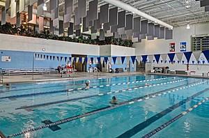 Woodbridge Community Center pool. (Woodbridge Township)