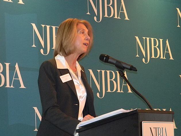 Michele Siekerka, NJBIA President