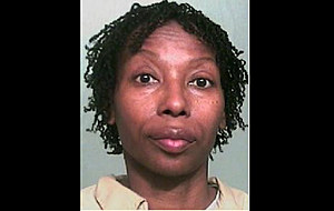Akua Montano: Girlfriend serving five years in prison. (NJ Department of Corrections)
