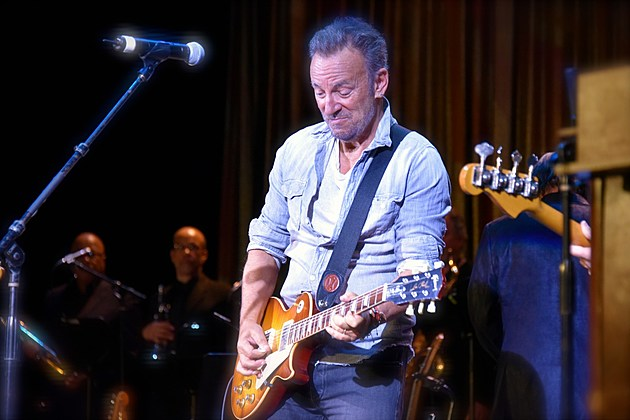 Bruce Springsteen on Broadway tickets front row auction