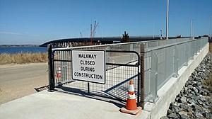 Great Egg Bridge walkway