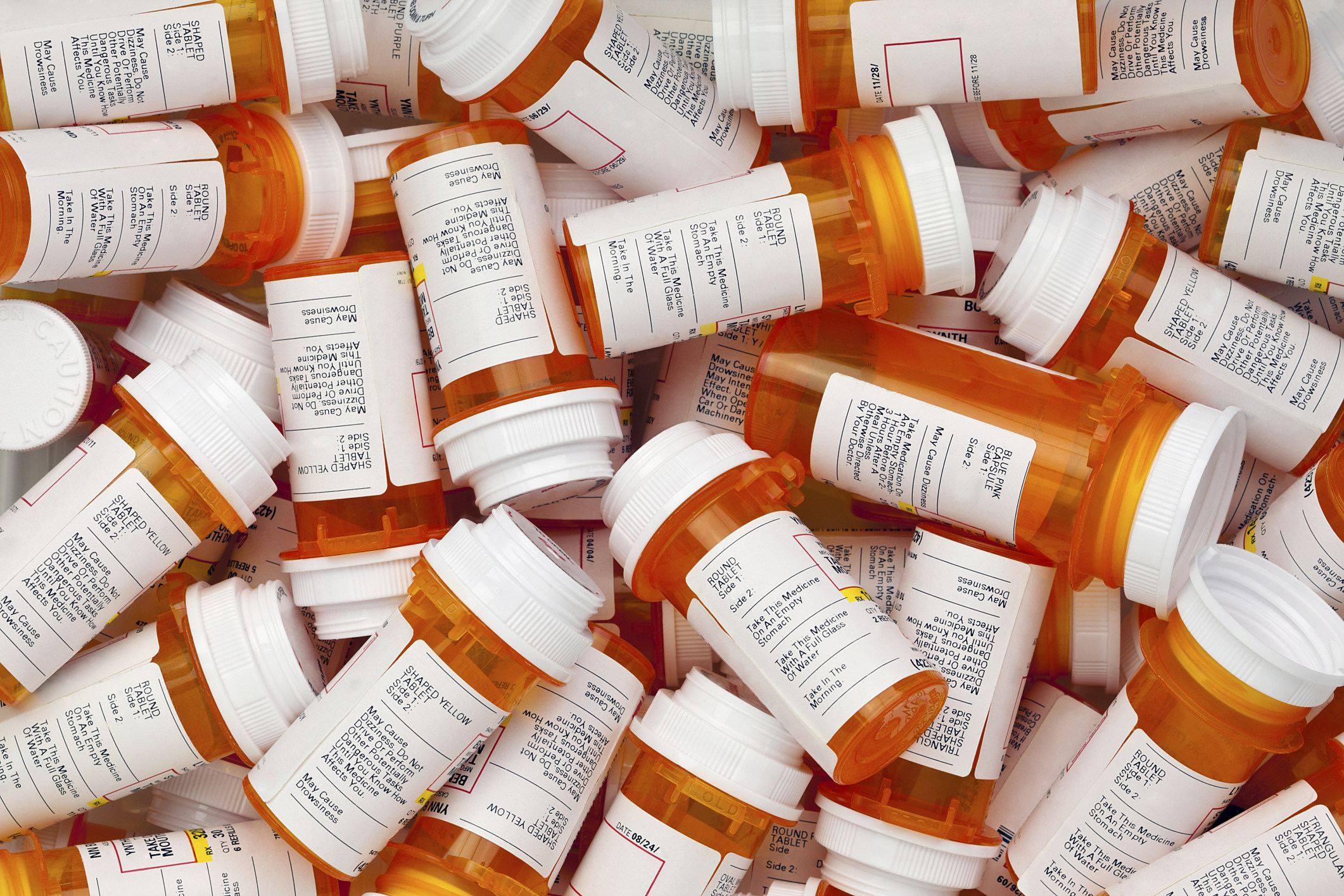 Drop-off locations list for Saturday's National Prescription Drug Take Back Day