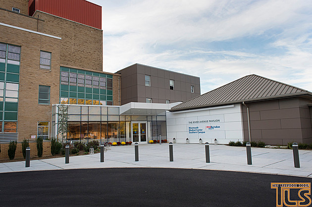Mommouth Medical Center's Southern Campus in Lakewood, part of the RWJBarnabas system