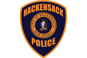 Hacksensack Police logo