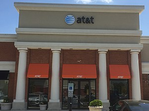 AT&T store in Flemington