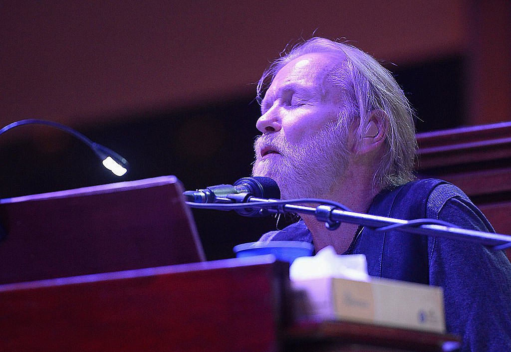 Gregg Allman of The Allman Brothers Band dies aged 69