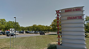 Marketfair shopping center on Route 1. (Google Maps)