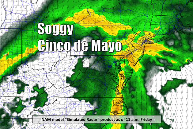 Soggy Cinco de Mayo 20170505