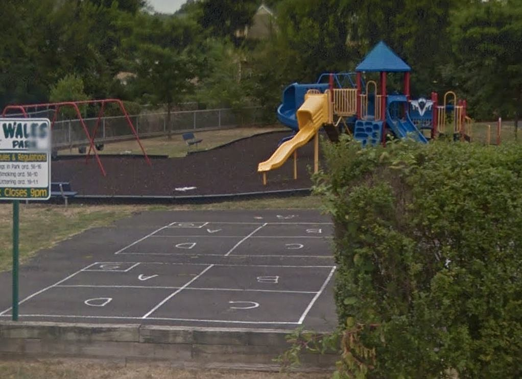 2 boys charged in playground fire that caused $80K in damage