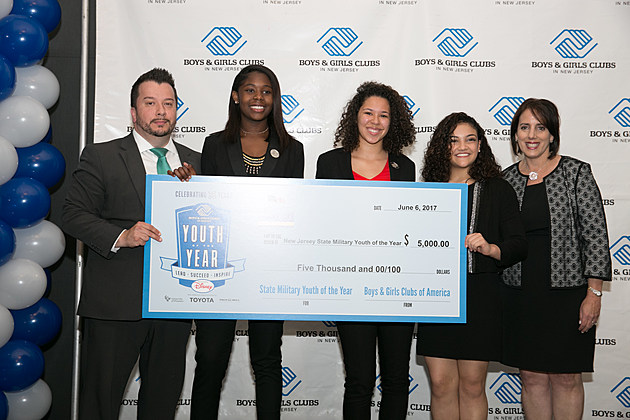 Boys & Girls Clubs Youth of the Year awards