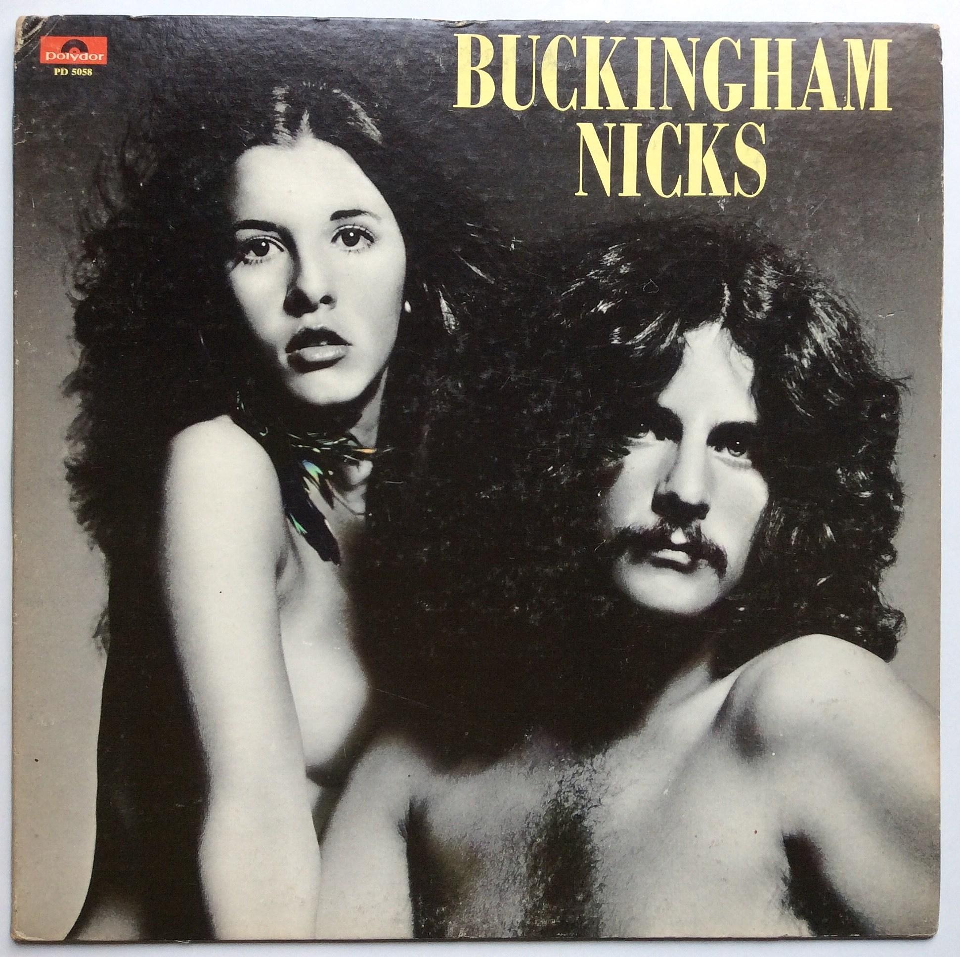 Buckingham Nicks, 1973. (Craig Allen photo).