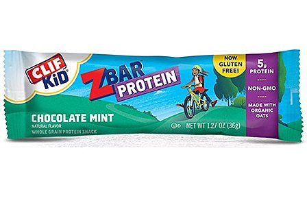 Clif Kid Zbar Protein Chocolate Mint bar