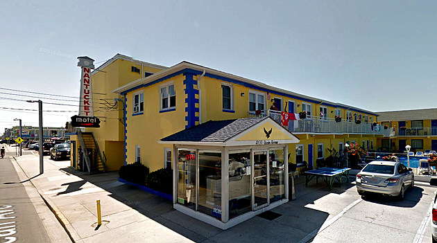 Nantucket Inn on Ocean Avenue in Wildwood
