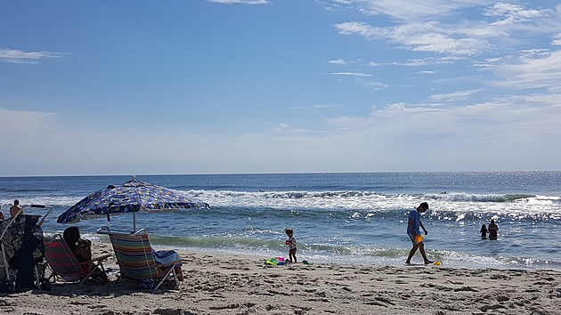 Have a beachy day!  (Dan Zarrow, Townsquare Media)