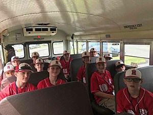 Holbrook Little League team heads to ESPN for a tour