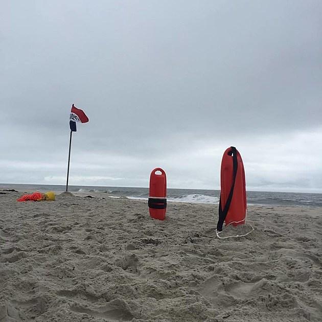 Barnegat Light beach