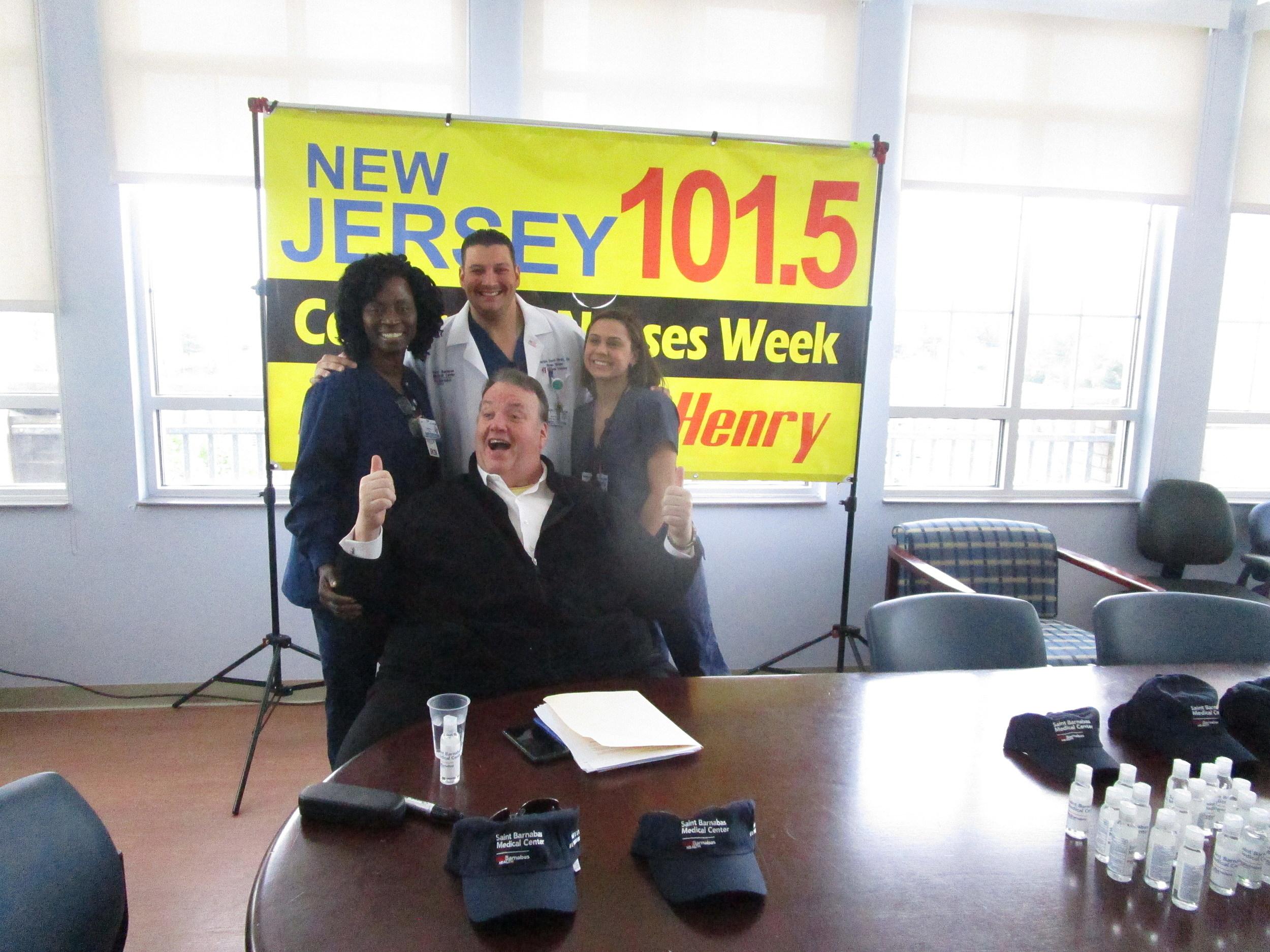 Big Joe Henry LIVE at Saint Barnabas Medical Center