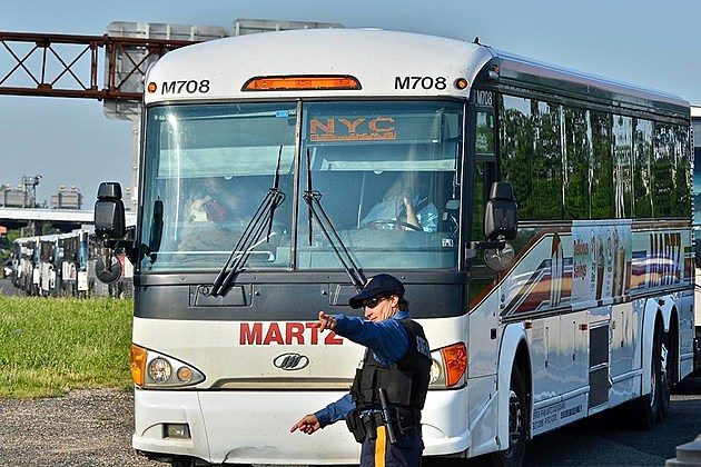 State Police Conduct Bus Safety Checkpoints On Friday