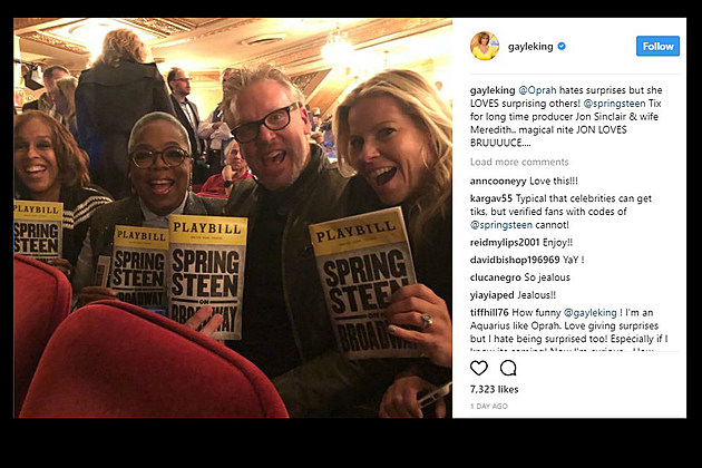 Springsteen Broadway Oprah Billy Joel extended run