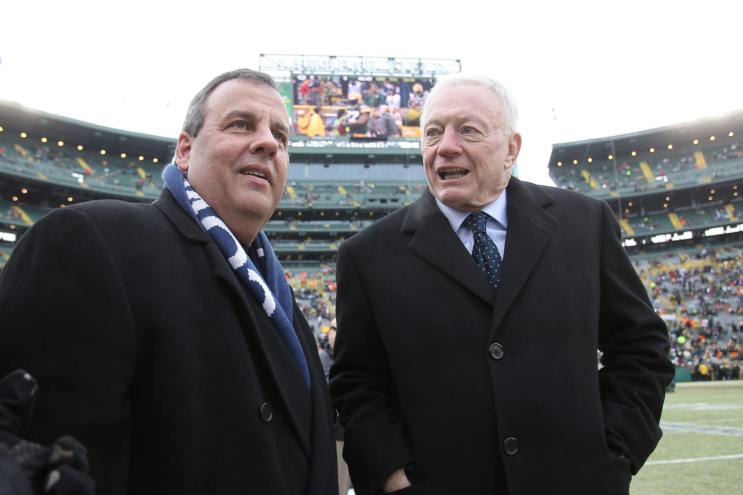 Does Jerry Jones Have the Juice to Unseat Roger Goodell?