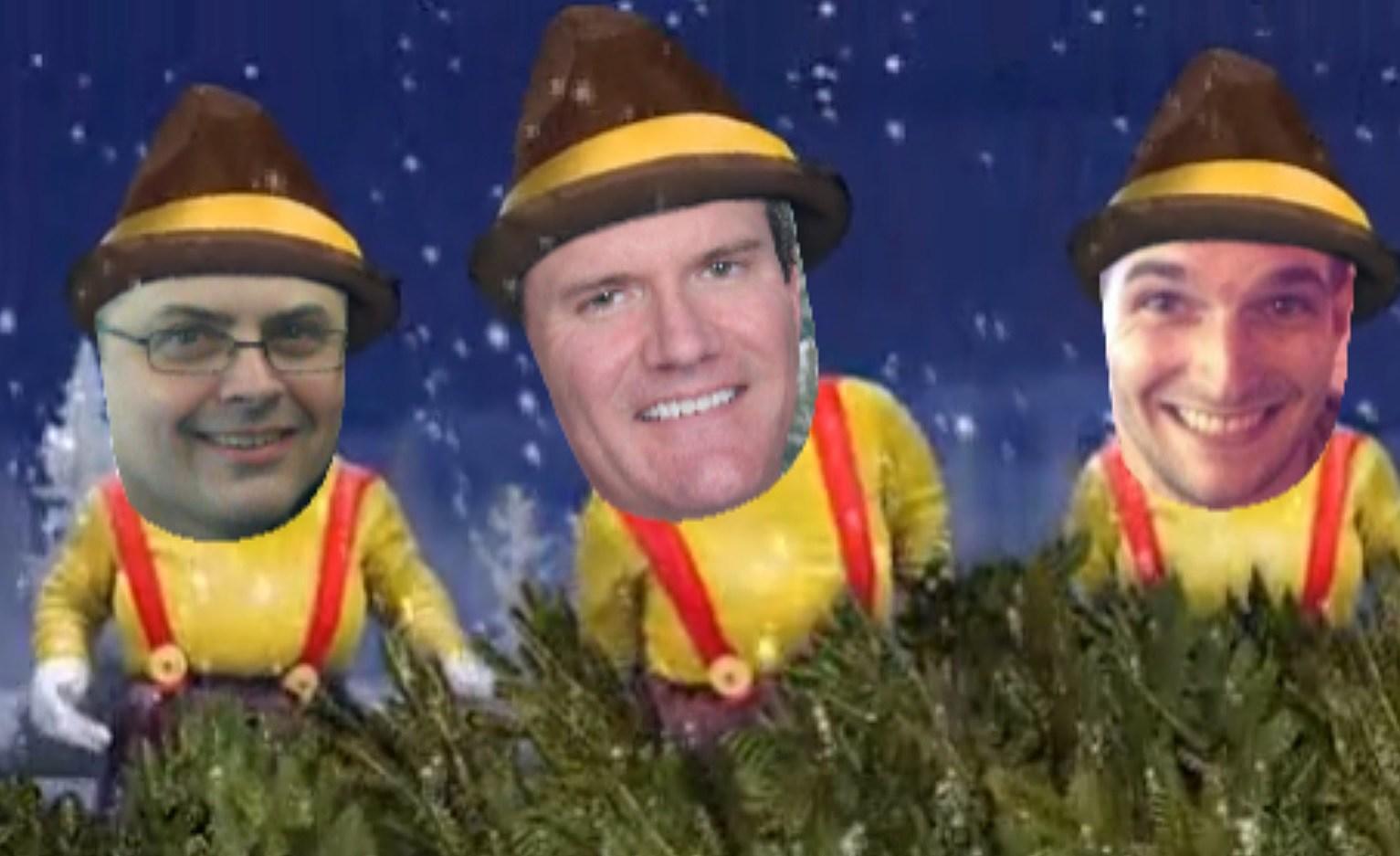 A very D&D Christmas