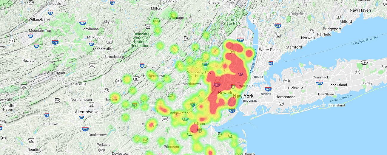 Polluted New Jersey: The most toxic sites in your neighborhood