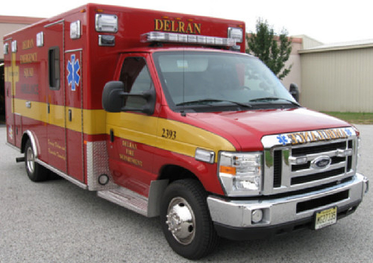 Delran Emt Squad Suspended Over Certification Of Chief