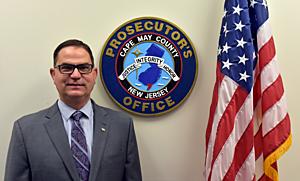 Cape May County Prosecutor Jeffrey Sutherland