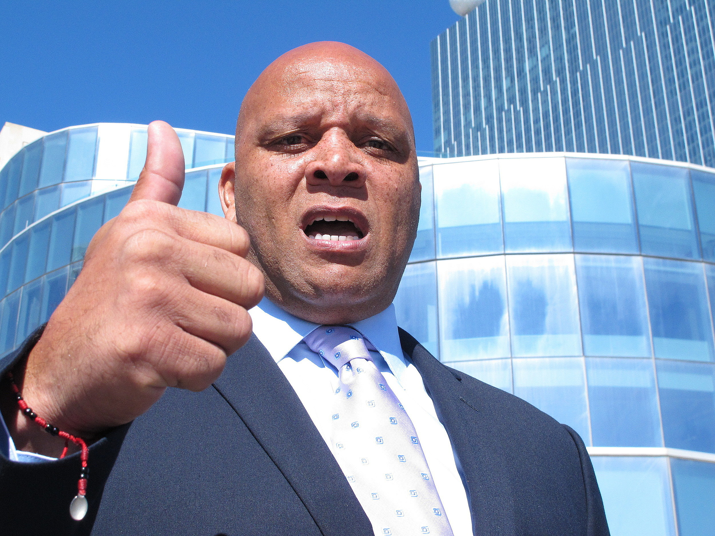 Atlantic City mayor pleads guilty to stealing from basketball club