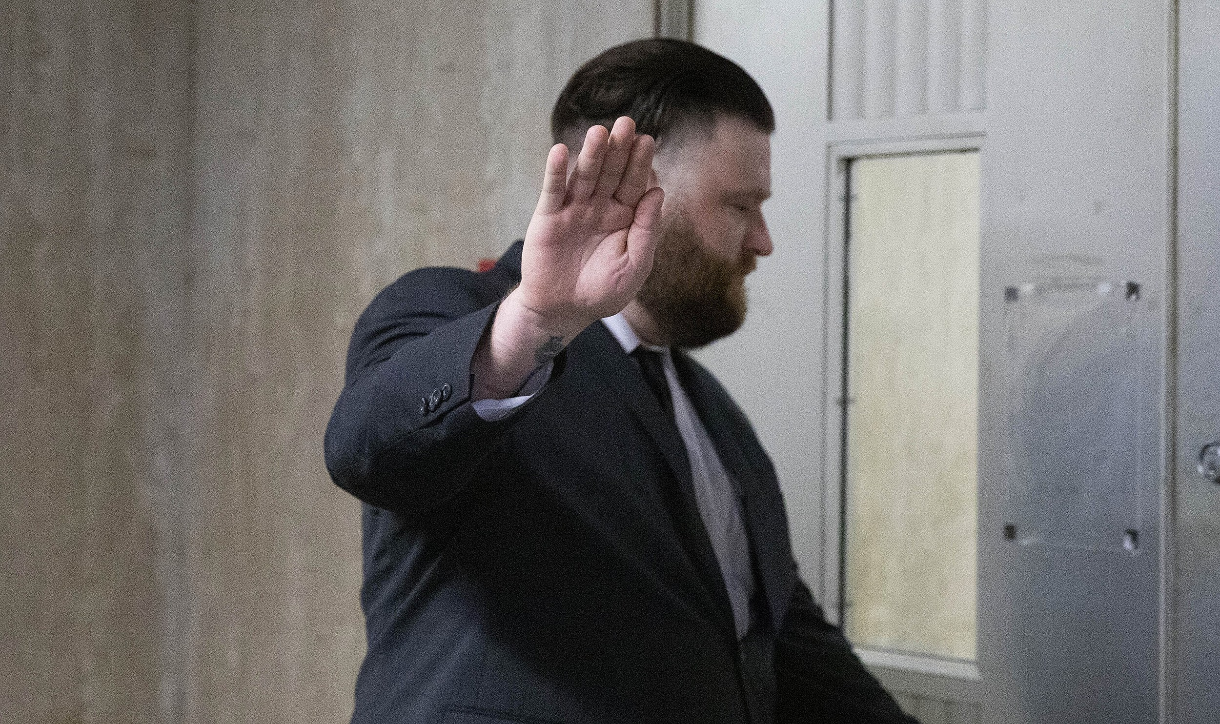 'Proud Boy' from NJ goes to prison for 'political street brawl'