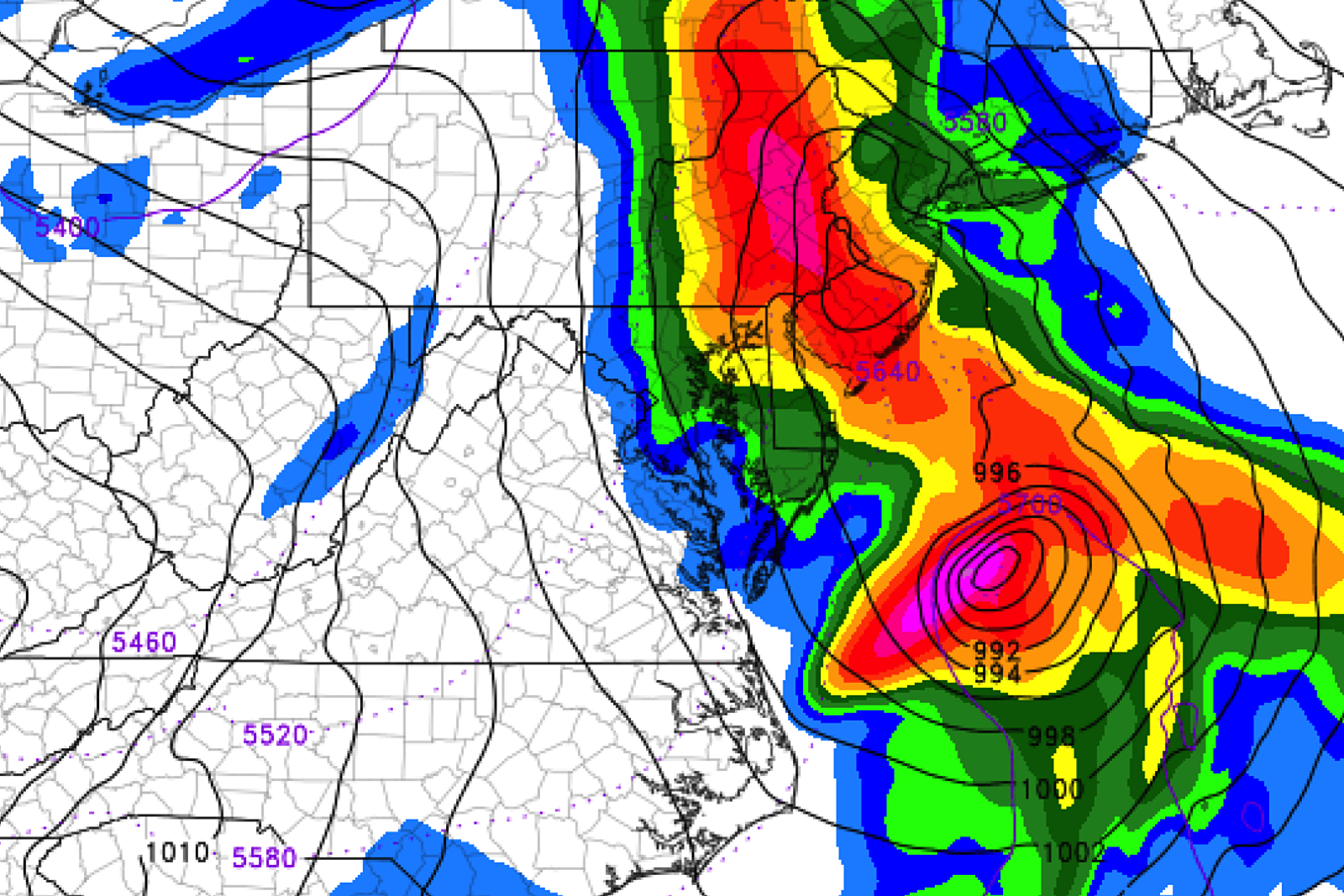 Midweek monsoon: Soaking rain and gusty wind on the way for NJ