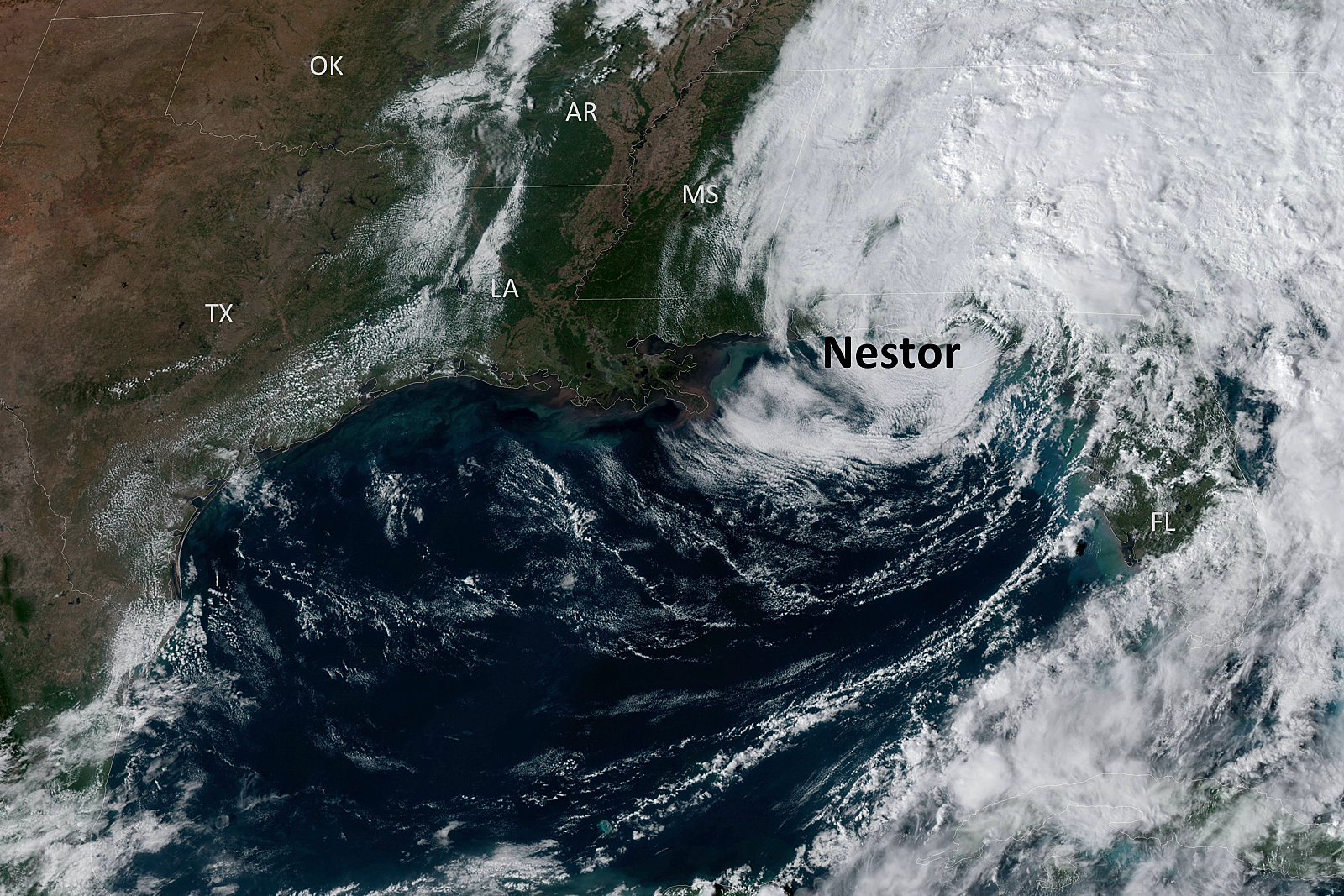 How will Post-Tropical Cyclone Nestor impact NJ this weekend?