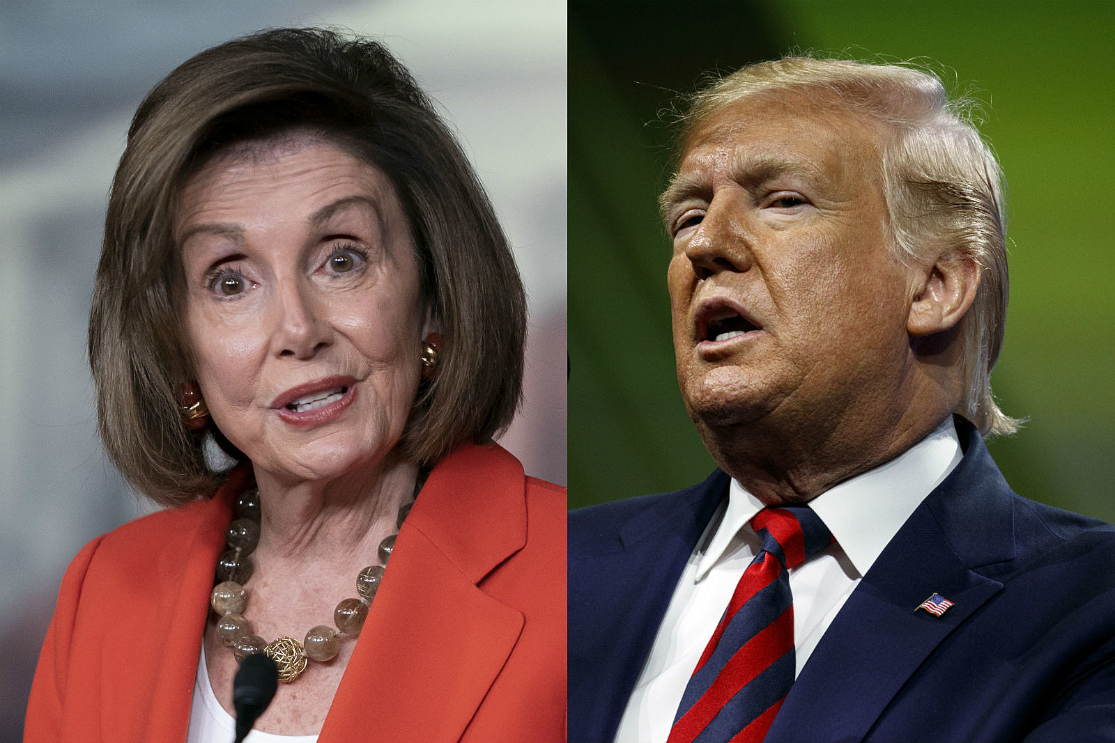 House approves impeachment inquiry but a Democrat from NJ votes no