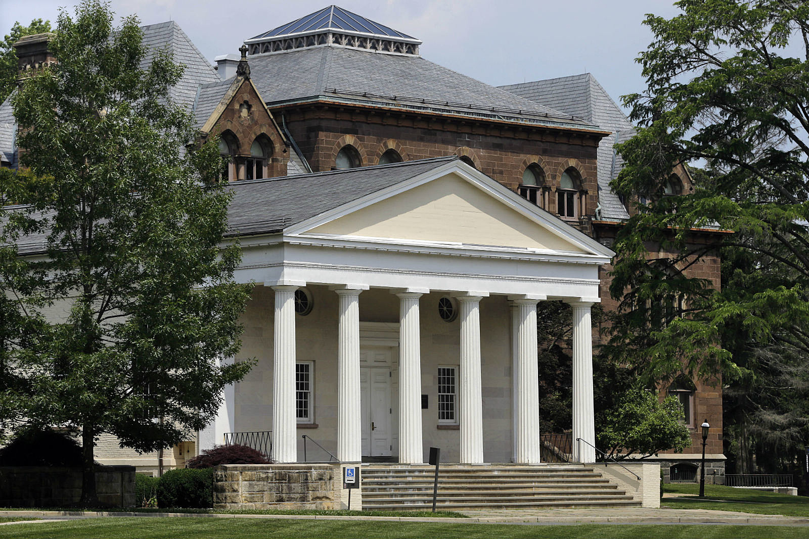 NJ seminary will pay $28M in reparations for slavery
