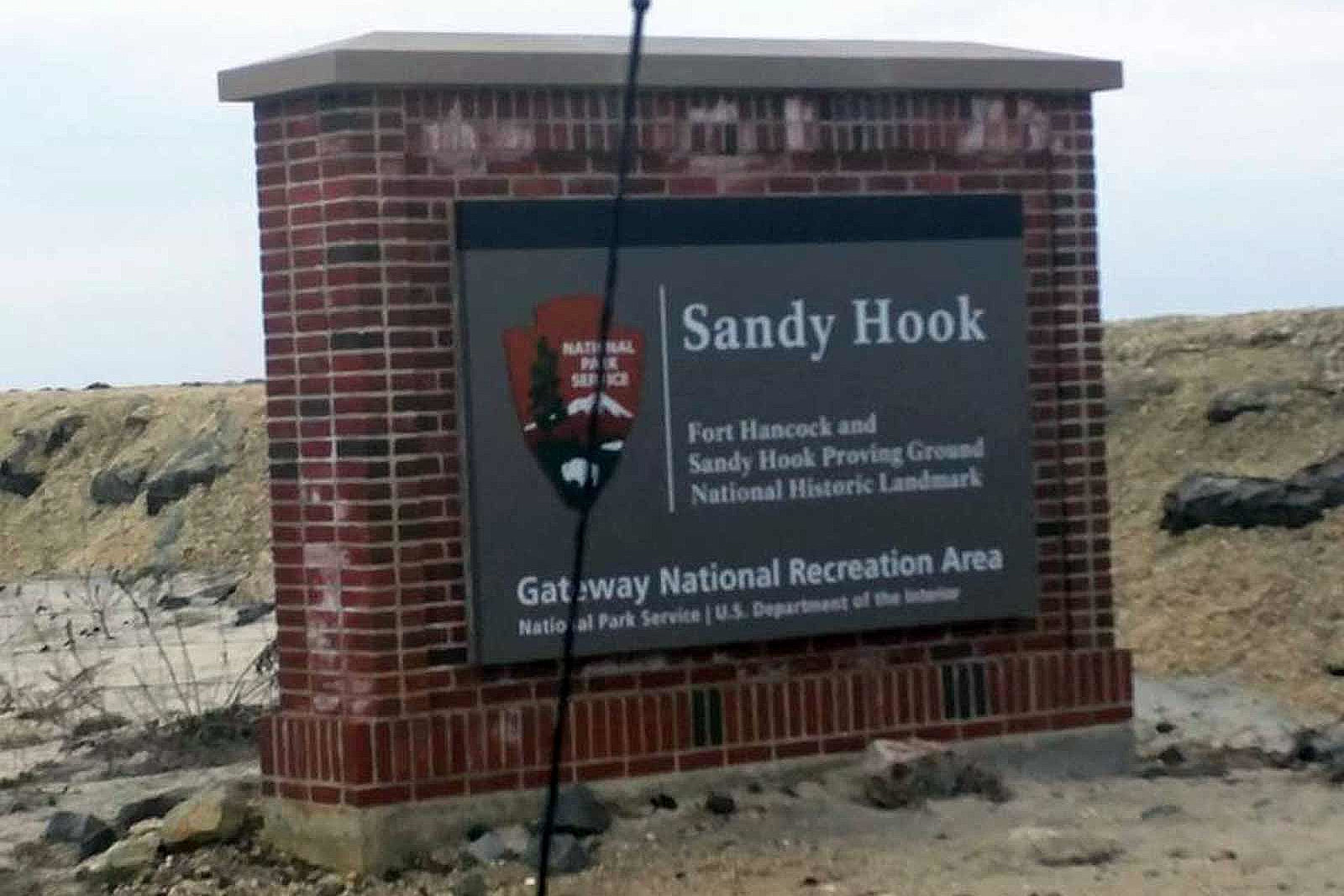 17-year-old swimmer dies after Sandy Hook, NJ beach rescue