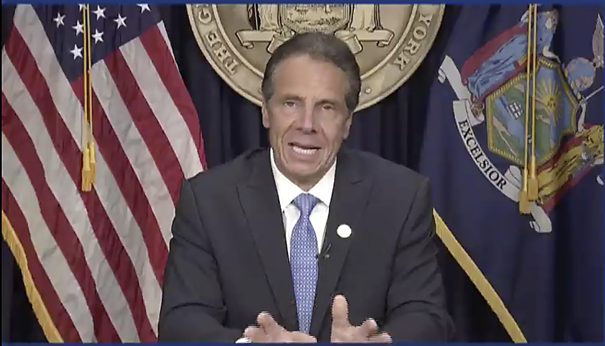 Cuomo resigns as NY governor in wake of sex harassment scandal
