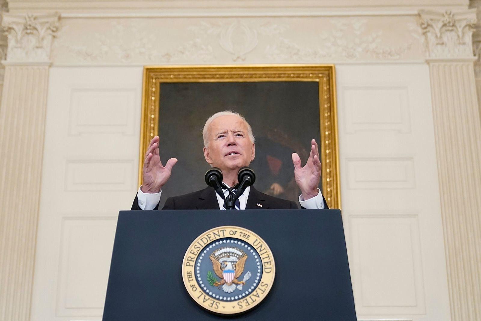 Biden announces new vaccine mandates for 100 million Americans