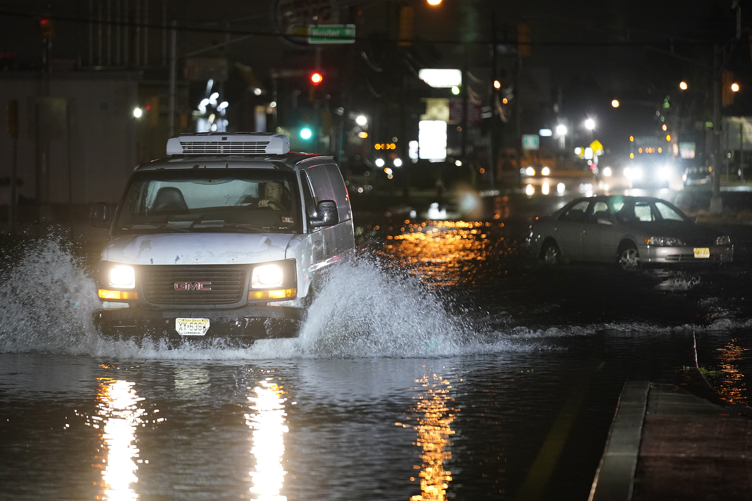At least 9 deaths as Hurricane Ida's remnants hit NJ and NY